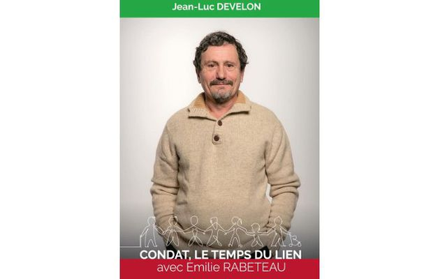 Jean-Luc DEVELON