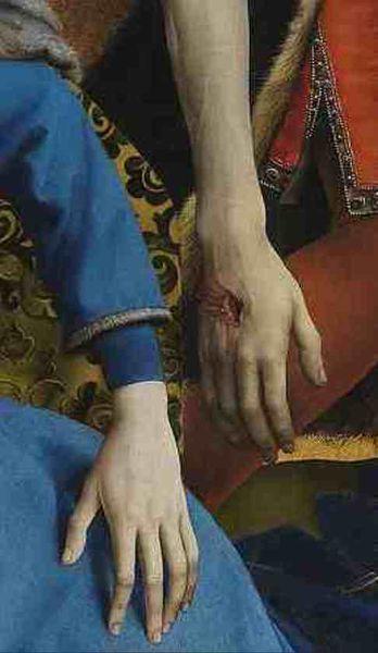 La descente de croix - Roger Van der Weyden - vers 1435