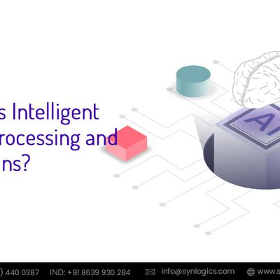 How AI Spurs Intelligent Document Processing and its Applications?
