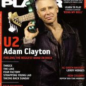 U2 -Magazine Bass Player-Adam Clayton -Janvier 2006 - U2 BLOG