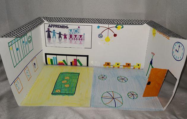 DIY : je construis ma petite école en 3D !