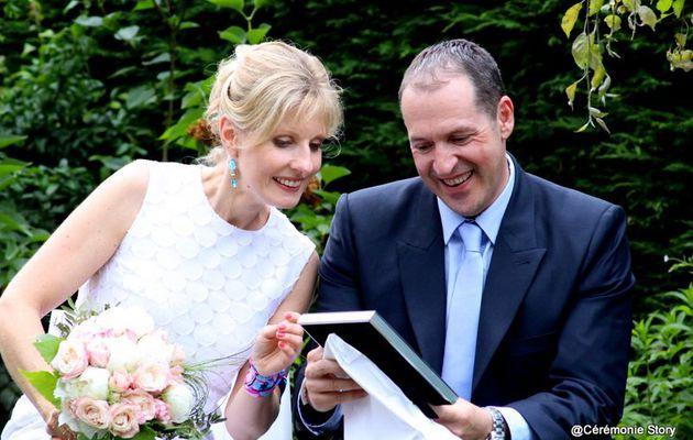 Fabienne et Franck… Oui, l'amour triomphe toujours !