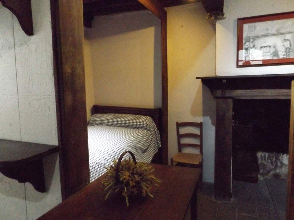 Au moulin de Boly, maison natale de Bernadette Soubirous