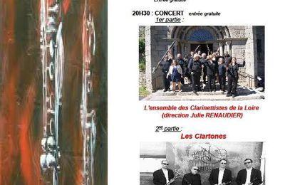 La clarinette prochainement à l'honneur à Aubière