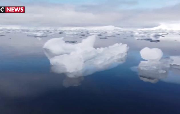 L'Antarctique enregistre un nouveau record de température