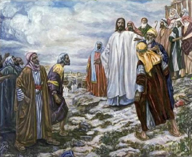 Evangile du 03 mars « Le Fils de l'homme est venu pour servir » (Mt 20, 17-28) #parti2zero #evangile