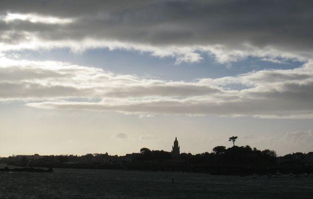 Le ciel du Croisic au lever du soleil, c'est beau aussi !
