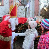 Riesenandrang am 2. Adventssonntag und einige Neuerungen - Teil 4 Veitshöchheimer Altortweihnacht - Veitshöchheim News