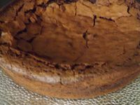 Gâteau de l'île de Capri