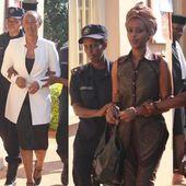 Le pied à Papineau, CKVL 100,1: Diane Rwigara en prison au Rwanda; Émerence Nyrakahakizima en parle by User 363799016