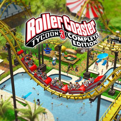 [Test] RollerCoaster Tycoon 3 : Complete Edition