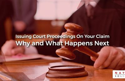 Issuing Court Proceeding On Your Claim – Why and What Happens Next
