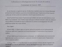 Collectif pour le Développement de la Vie Locale du Lembron ...