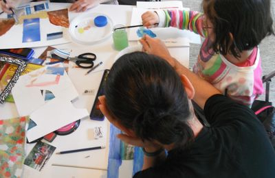 Ateliers DUO Parent-Enfant