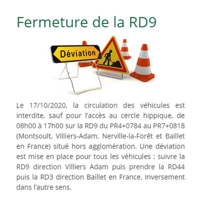 Information Mairie