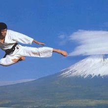 Kanazawa Hirokazu contre Andy Hug...