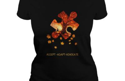 Accept Adapt Advocate T-Shirt