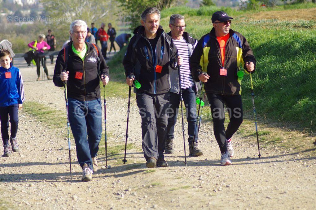 Trois cent neuf marcheurs nordiques ont participé à la 9ème edition de l'épreuve vénissiane