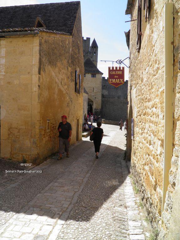 Une balade D'août.2012 sur les bord de la Dordogne..2 joli petits villages à visiter...........