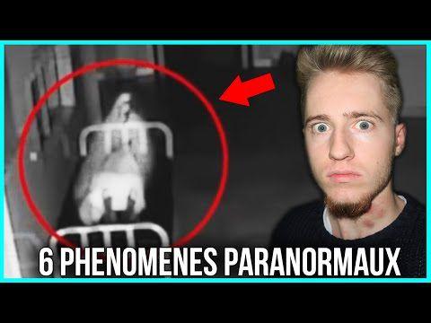 PHÉNOMÈNES PARANORMAUX INEXPLICABLES