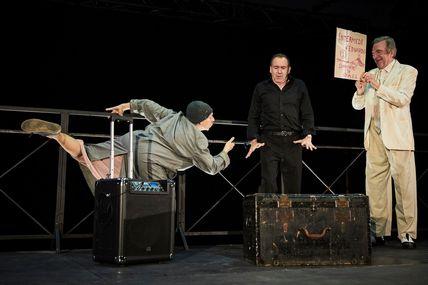 Amitié - Pasolini/De Filippo/Bonnaud