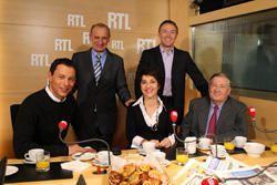 [Audiences radio] L'échapée belle d'RTL