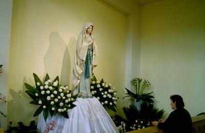 La vraie dévotion à Marie est T E N D R E ...