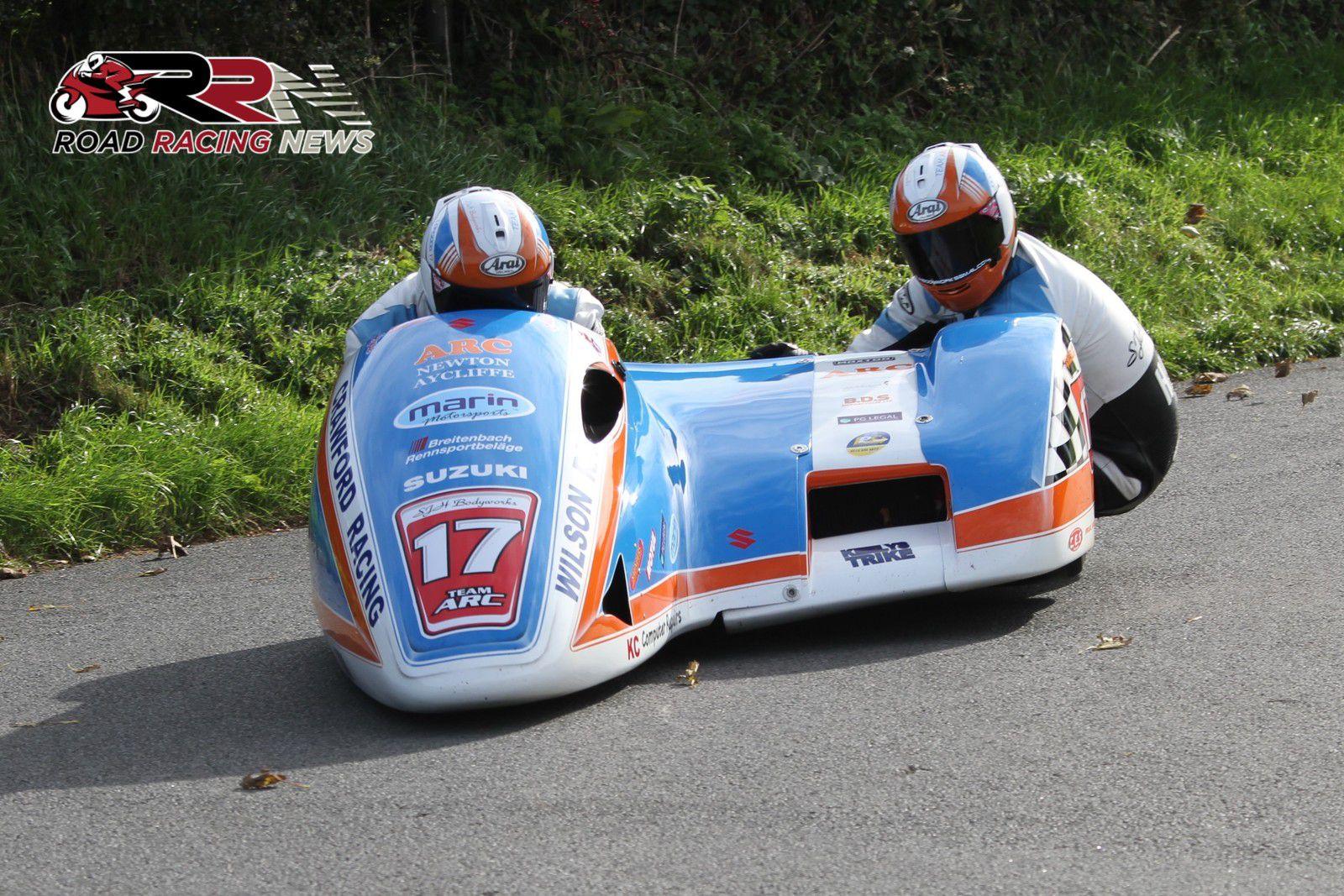Lee Crawford Steve Hardie photo Road Racing News