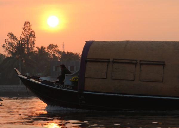 Can Tho et le delta du Mékong