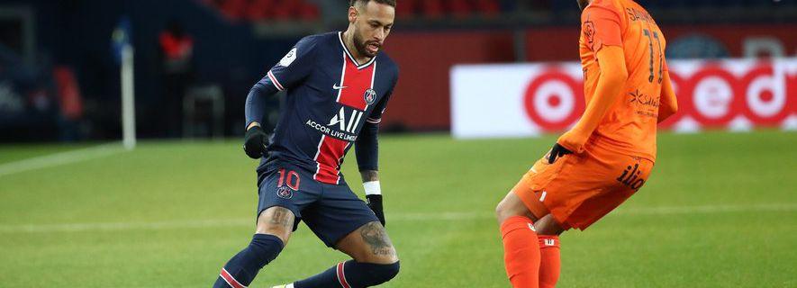 Football : Montpellier s'incline lourdement face au PSG (4-0)
