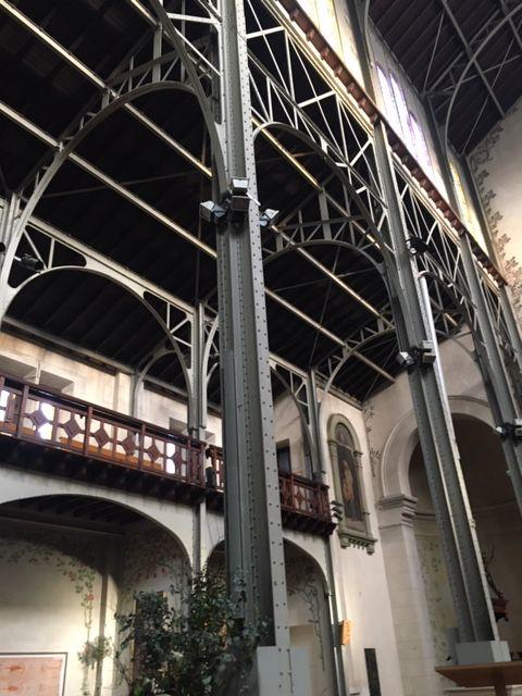 Notre-Dame du Travail, Paris XIV