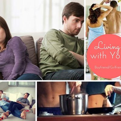 Advantages and Disadvantages of Living with Your Boyfriend/ Girlfriend