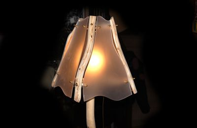 Lampe # 05 coiffe