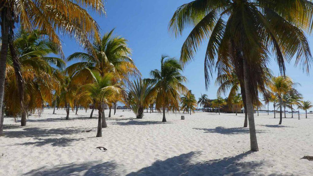Playa Sirena :sans touristes