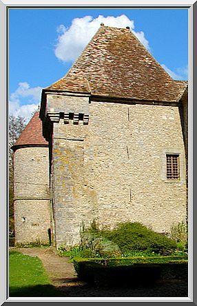 Diaporama château de Villeconin