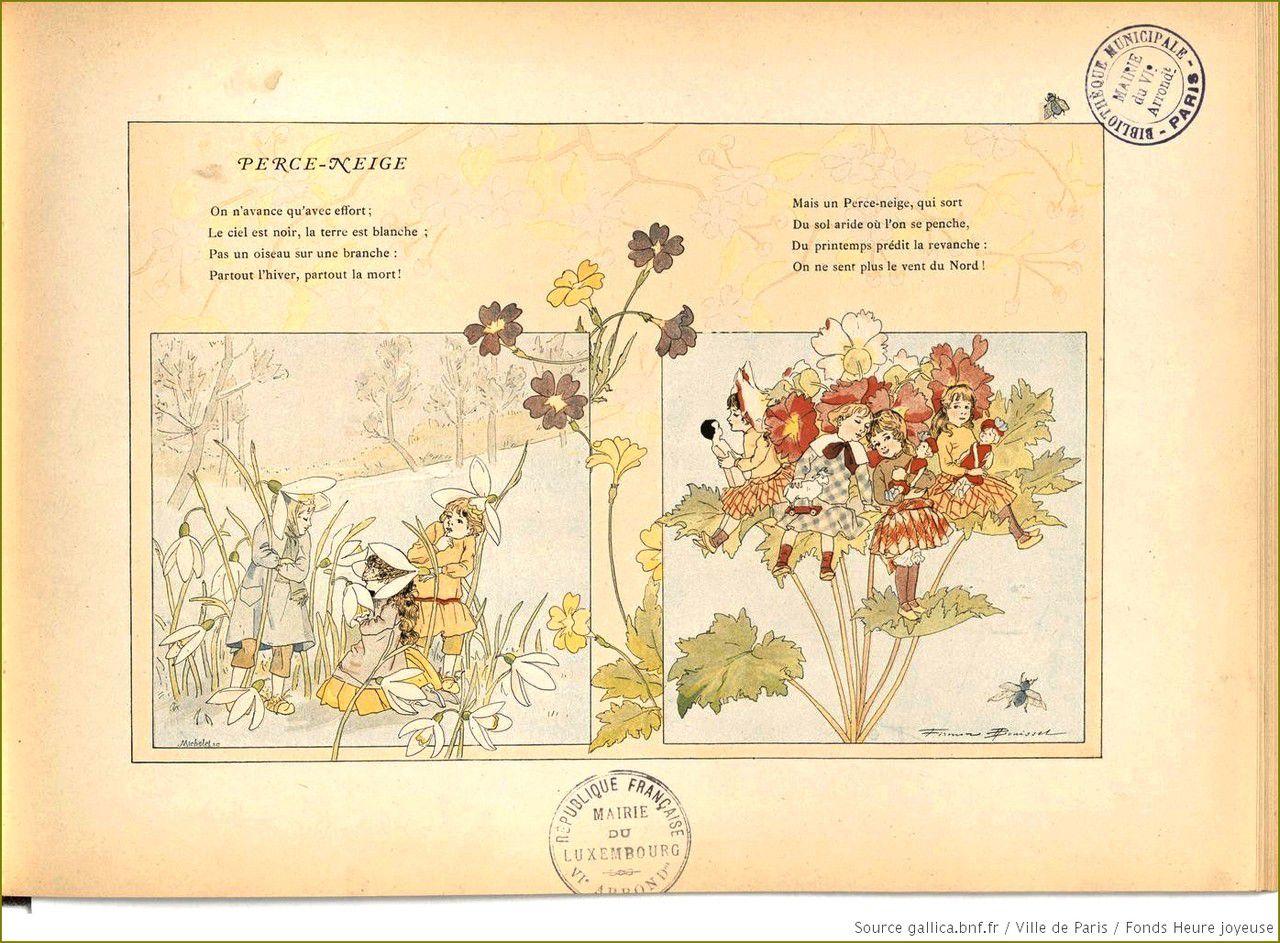 Firmin Bouisset (ill.), -  Louis Legendre (1851-1908) - ce que disent les fleurs