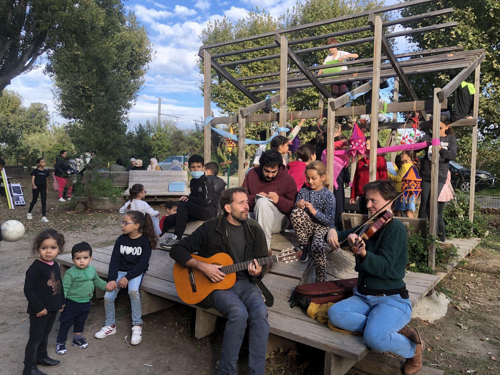 Fête au Jardin du Docteur Ayme - Festival Vivant !