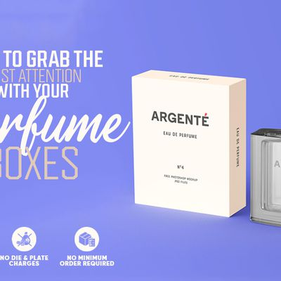 How to Grab the Most Attention with Your Perfume Boxes