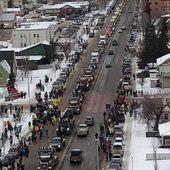 Les protestations de Gilets Jaunes se propagent au Canada : Des milliers de personnes disent NON au gouvernement mondialiste de Justin Trudeau -- Sott.net