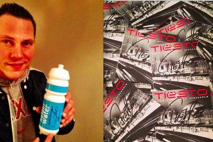 @tiesto et Helder Water, gagne un lot signé Tiësto ! voici les gagnants