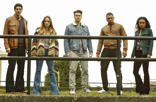 Critiques Séries : DC's Legends of Tomorrow. Saison 2. Episodes 9 et 10.