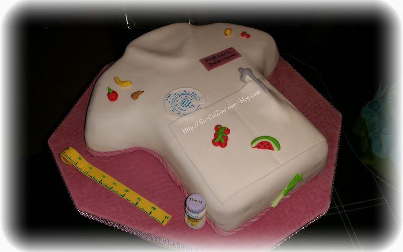 Dietician Cake