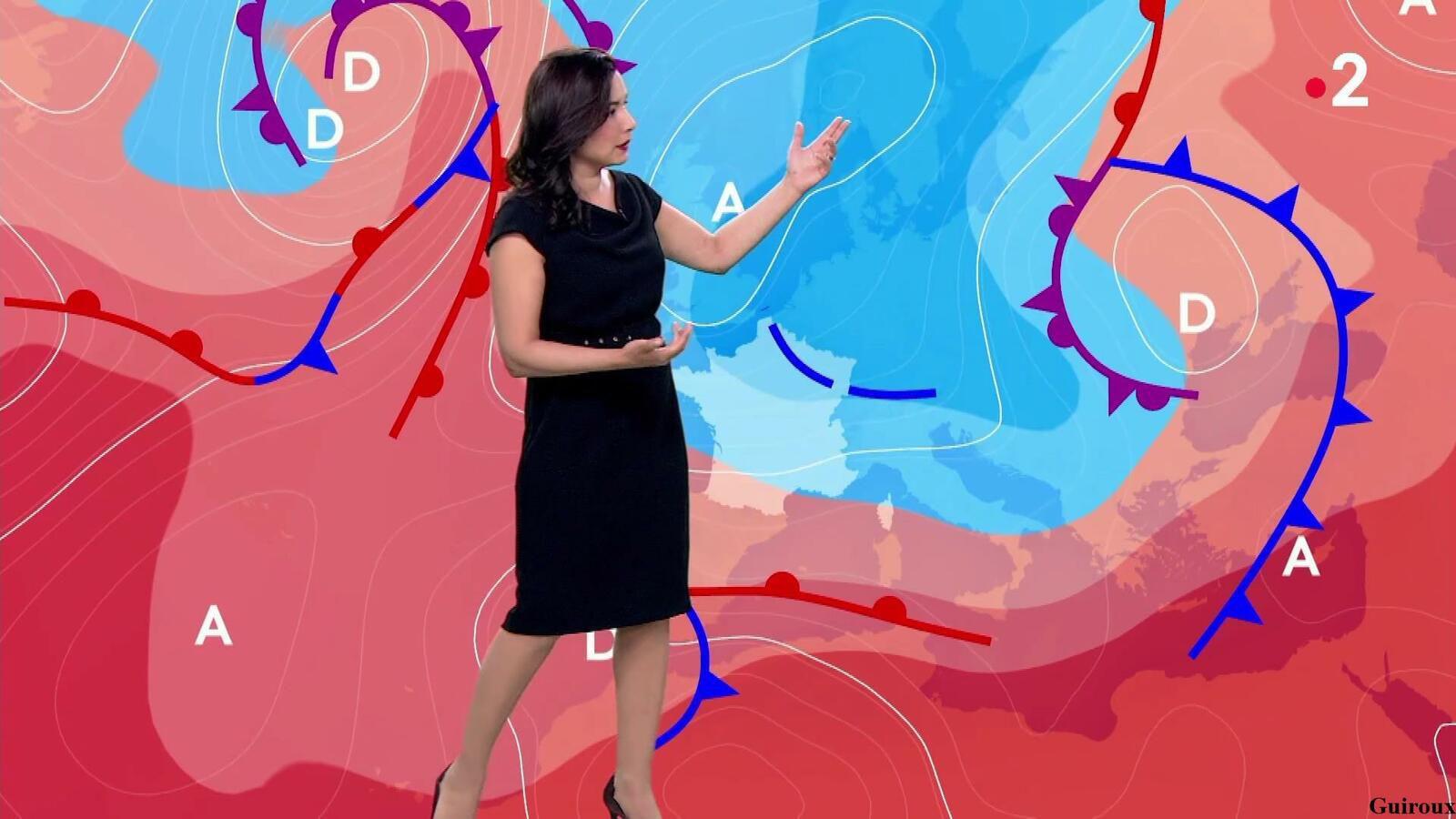 Anaïs Baydemir 14/04/2021 Journaux météo du midi