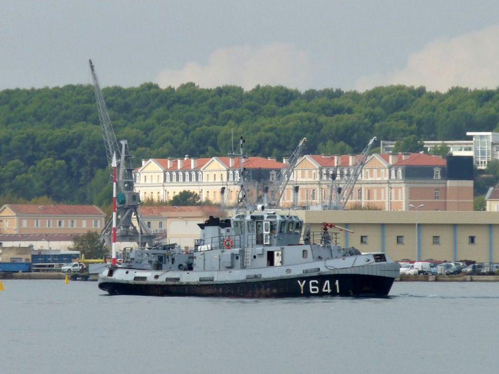 BALAGUIER Y641 , Remorqueur Portuaire de 12T , RP12