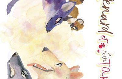 Le Renard et le petit tanuki - kioon manga -  tome 2