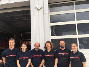 Saint André les Alpes: Les pompiers préparent 2020