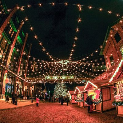 A Virtual Tour of the Distillery District