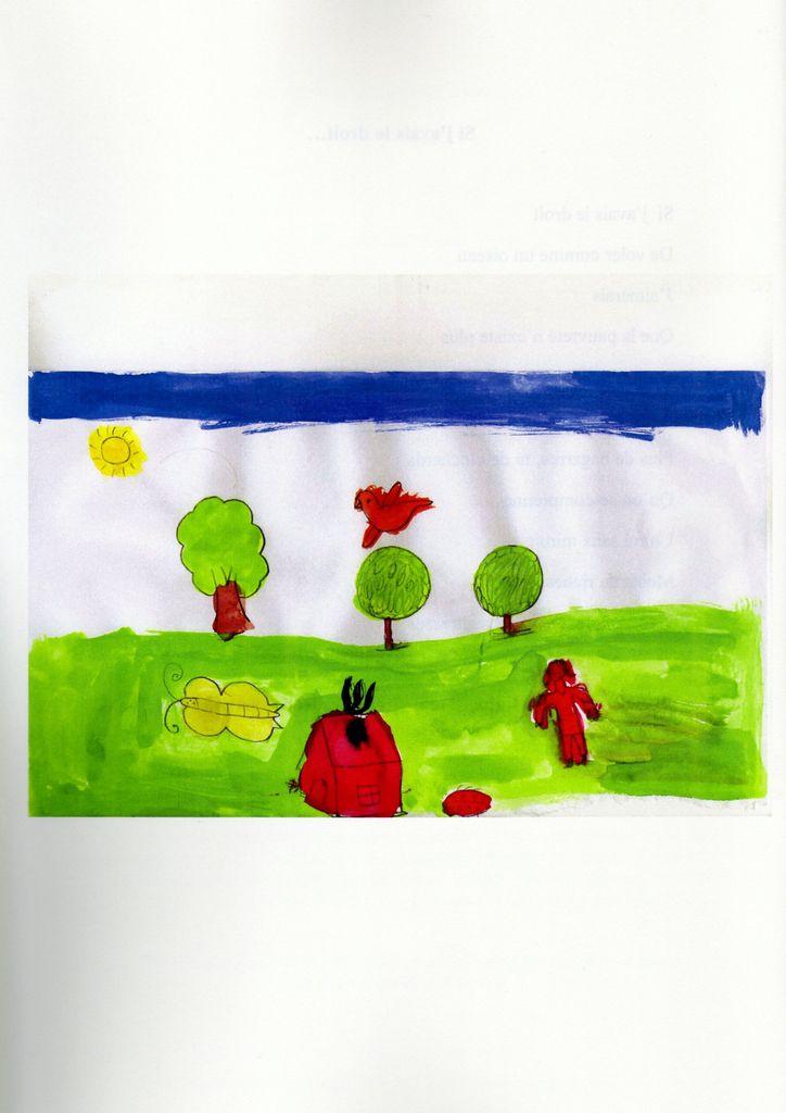 """Livre """"LES DROITS DE L'ENFANT ET LES MOTS"""" 2011"""