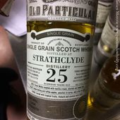 Strathclyde 25Y Old Particular - Passion du Whisky