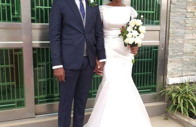Wedding of Omolola And Oluwafemi Sogunle